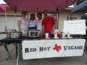 24th Annual Lone Star Vegetarian Chili Cook-Off, 2012