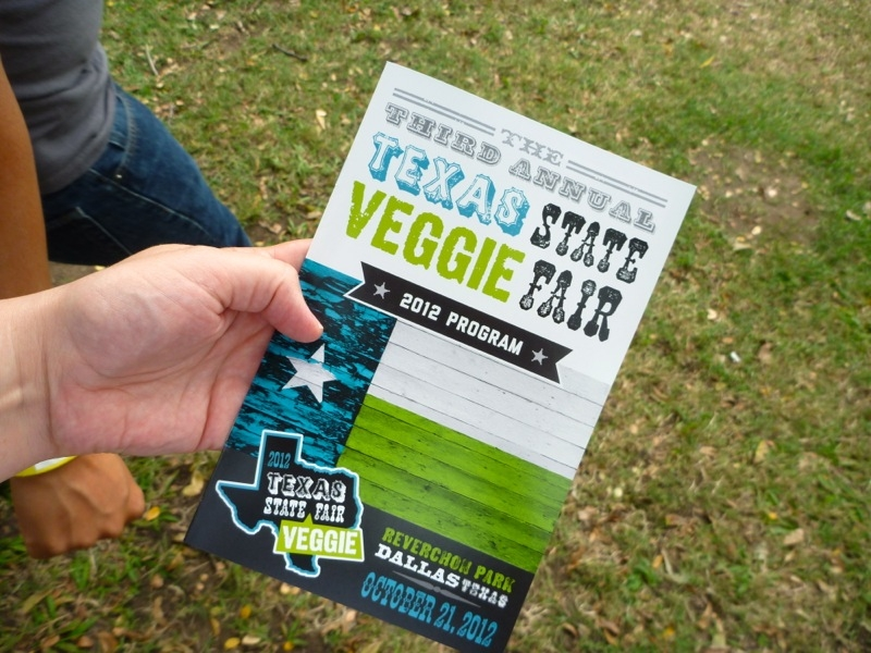 Texas State Veggie Fair Program