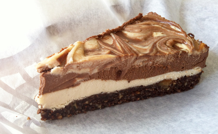Mudslide Pie