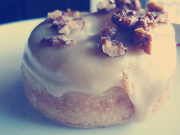 Red Rabbit Bakery Donut