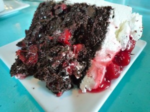 Black Forest Cake from Capital City Bakery