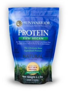 Sunwarrior Protein Raw Vegan