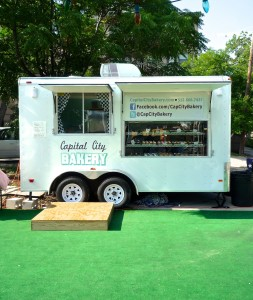 Capital City Bakery Trailer 