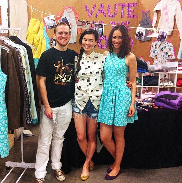 Vaute Couture in Austin!