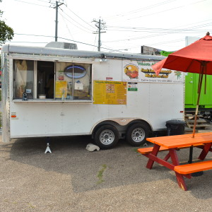 Wasota Trailer in the SoLa-Bluebonnet Lot on South Lamar