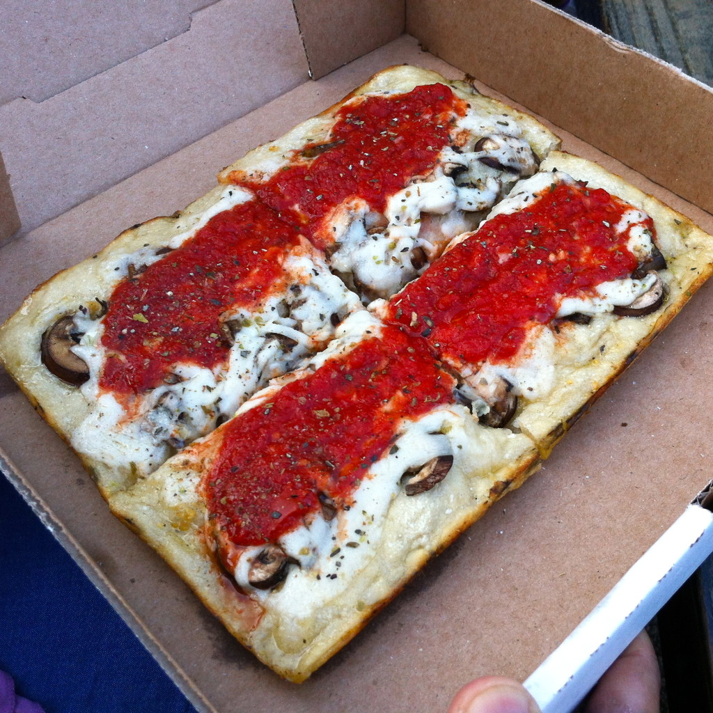 Vegan Pizza from VIA 313