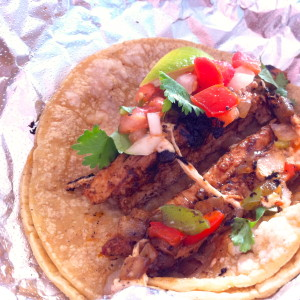 The Vegan Jalisco Taco from The Vegan Nom