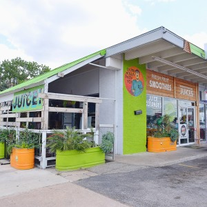 Juiceland on Burnet