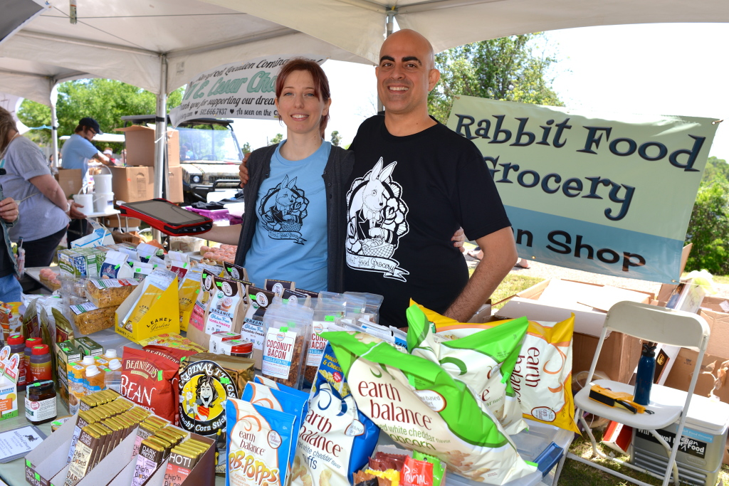 Rabbit Food Grocery is moving to a brick and mortar!