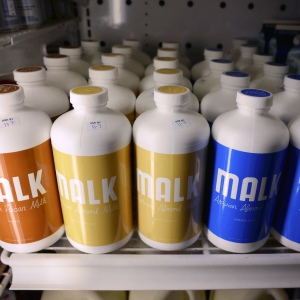 Malk at Thoms Market