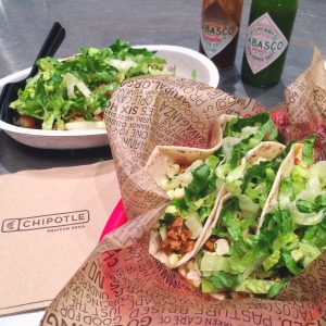 Sofritas have arrived at Chipotle locations around Austin