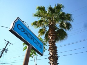 Counter Culture Sign