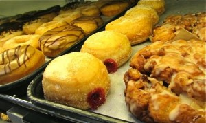 Red Rabbit Bakery Donuts at Wheatsville