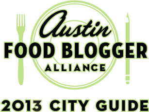 Austin Food Blogger Alliance 2013 City Guide