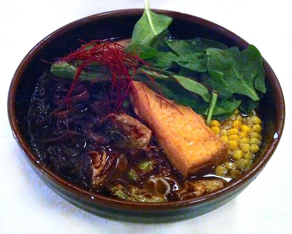 Vegan Ramen at Ramen Tatsu-Ya