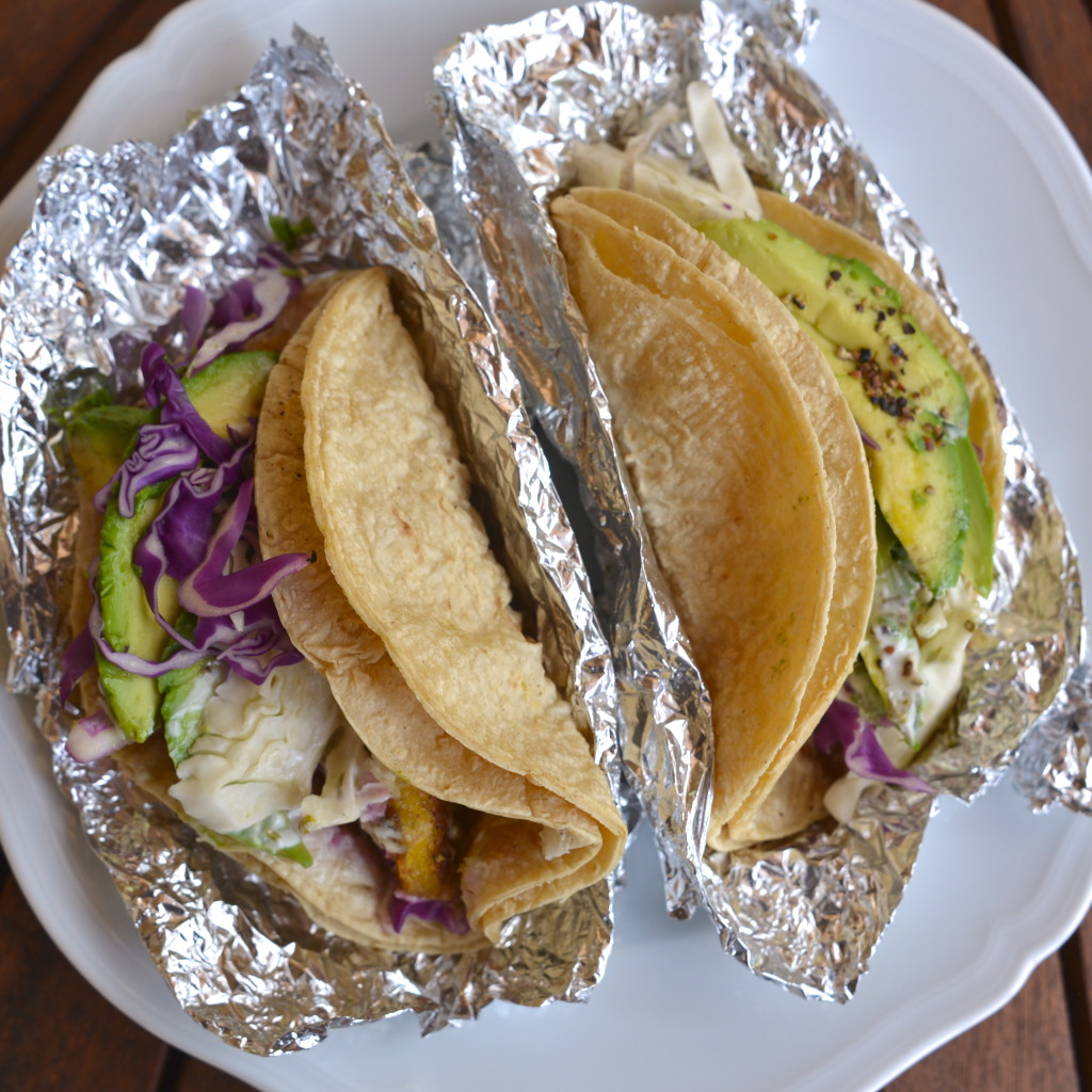 The Vegan Del Rey Taco from The Vegan Nom