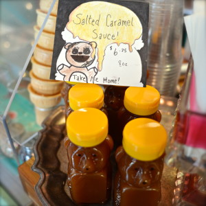 Salted Caramel available to take home from Sweet Ritual.