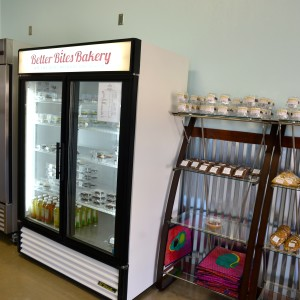Better Bites Bakery opens a store-front