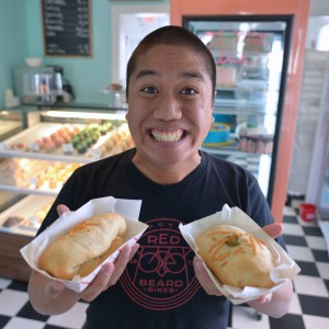 Kolaches at Capital City Bakery