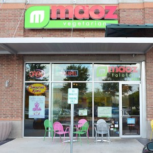 Maoz Austin located in The Triangle