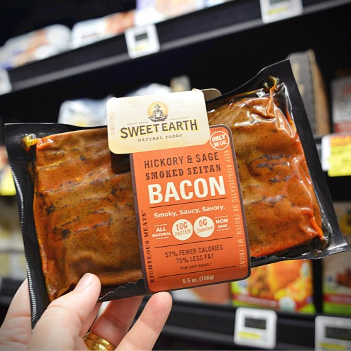 Sweet Earth Seitan Bacon