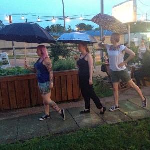 Jojo's Umbrella Parade